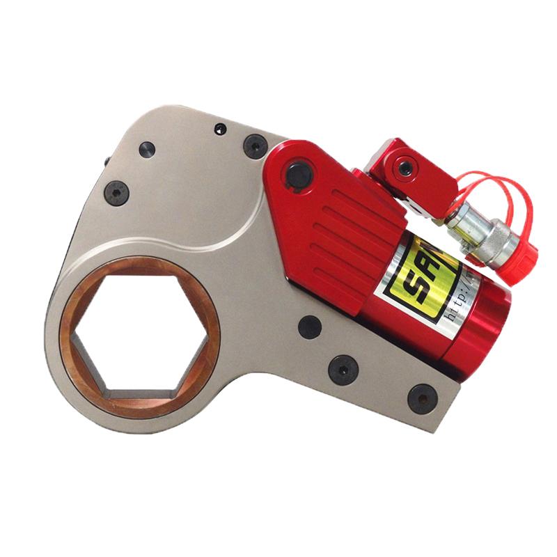 SJK型中空式液壓扭矩扳手